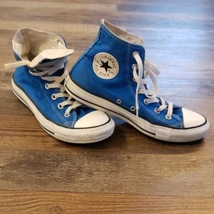 Converse french blue all star unisex size mens 6